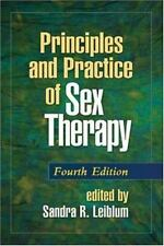 LIKE NEW Principles and Practice of Sex Therapy, Fourth Edition FREE SHIPPING!!!