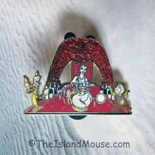 Rare Disney LE 250 DS Beauty and the Beast Dance Belle Friends Pin (UI:59871)