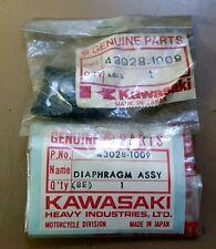 KAWASAKI Z400 KZ400 Z 400 43028-1009 DIAPHRAGM ASSY TAP FUEL MEMBRANA RUBINETTO