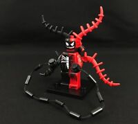 Venom Carnage Cross Minifigure Spider-Man Marvel Comics Avengers For LEGO