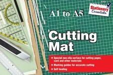 A1 A2 A3 A4 A5 CUTTING MAT NON SLIP PRINTED GRID LINES KNIFE BOARD CRAFT MODEL