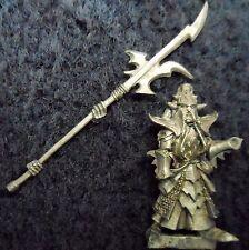 1999 Dark Elf Black Guard de Naggarond 4 Juegos taller ELFO ejército warhammer GW