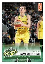 sami whitcomb,2017 wnba rookie card ,washington,buena,ventura,storm