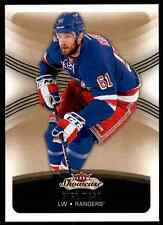 2015-16 Fleer Showcase Rick Nash #10