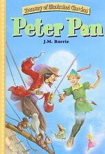 Treasury of Illustrated Classics Peter Pan by J. M. Barrie Printed HC Free Ship