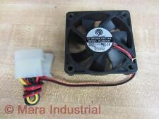 "Power Logic PL60S12H Fan 2-1/2"" 12V Tested - New No Box"