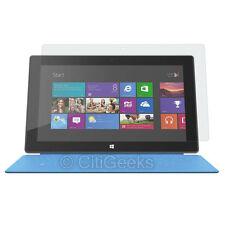CitiGeeks® Microsoft Surface Windows RT / 8 Pro Anti-Glare Matte Skin [3-Pack]