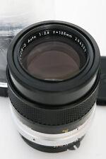 Nikon Nikkor-Q 135mm f2.8 Lens, Nikon Non-AI Mount * clean with bubble