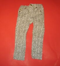Baby 7 For All Mankind girls pants 4t years