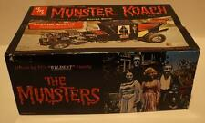 Munster Koach Kit AMT Drive Authentic 1/25 scale Barris New box AMT Corporation