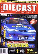 The Diecast Magazine #32 Biante Classic Bathurst Alfa Grove Plymouth Shelby Ford