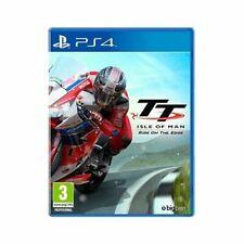 TT Isle Of Man Ride On The Edge (PlayStation 4, 2018)