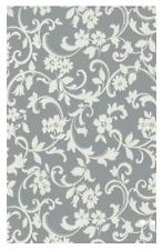 Klebefolie Möbelfolie Cirrus Ranken grau weiß 45x200 Cm Dekorfolie selbstklebend