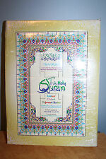 Quran Color Coded Tajweed Rihal Box Translation  Arabic-English Transliteration