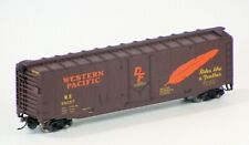 Walthers Trainline HO Scale Boxcar - Western Pacific