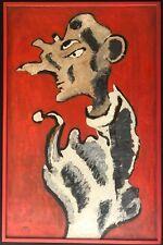 Gabriel Richard 1914-1993 Artiste marseillais vers 1970 France