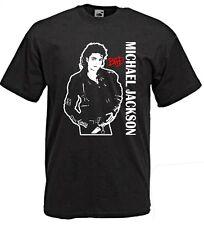 T-SHIRT maglietta Michael Jackson pop music S M L XL XXL XXXL .