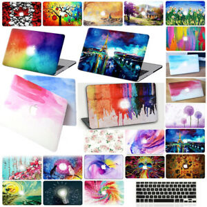 For 2020 Apple MacBook Pro 13 inch A2338 Hard Case Shell +Free Keyboard Cover YH