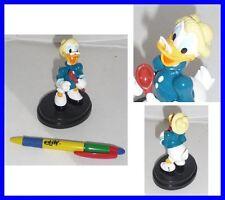 Plastic Figure Oma Duck 4'' Italian De Agostini Disney Serie 1 Scrooge Donald