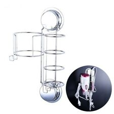 Bathroom Storage Shelf Stainless Steel Punch Free Wall Hanging Traceless Rack