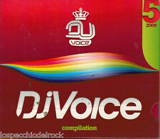 Dj Voice compilation vol. 5, 2009 - Marchesini, Pitbull, Mephisto.. - Cd_1584