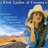 FIRST LADIES OF COUNTRY CD MIT DOLLY PARTON UVM. NEU