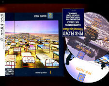 "PINK FLOYD ""A Momentary Lapse Of Reason"" 2005 JAPAN ONLY mini lp CD 5000 MADE"
