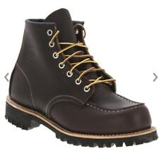 US8.5 RED WINGS boots 8146 Heritage Mens Moc- Toe 6-inch Boot