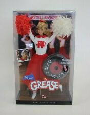New Grease Sandy Cheerleader 2008 30th Year Barbie Doll Olivia Newton