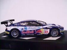 2006 ASTON MARTIN DBR9 RED BULL 2nd DIJON FIA GT WENDLINGER / PETER 1/43 IXO NEW
