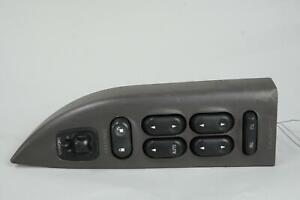 2002 - 2003 FORD PICKUP F150 MASTER POWER WINDOW SWITCH CONTROL FRONT LEFT OEM