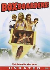 USED DVD-  BOXBOARDERS - UNRATED - James Immekus, Austin Basis, Mitch Eakins, St