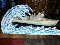 HARD TO FIND 1998 ERTL THEODORE TUGBOAT REBECCA / used