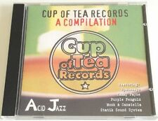 ACID JAZZ CUP OF TEA RECORDS A COMPILATION CD BUONO SPED GRATIS SU + ACQUISTI