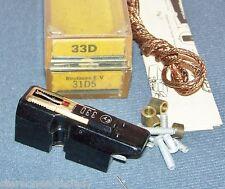 Electro-Voice EV 33D 31D5 CARTRIDGE NEEDLE for Columbia CBS SC-1D Astatic 17D