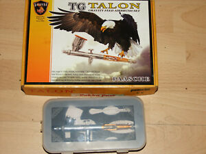 2 paasche talon airbrush with hose