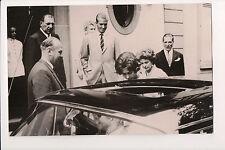 Photocard King Juan Carlos I & Queen Sophia of Spain & Family