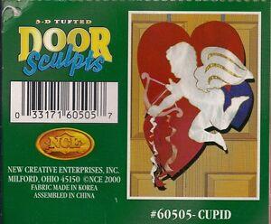 """Cupid Door Decor Doorsculpt by NCE #60505 29"""" x 37"""""""