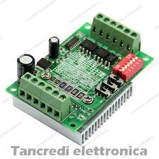 Driver 1 asse TB6560 per motori passo passo stepper cnc arduino pic