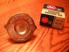 **OFFERS**  NOS RC15 Radiator Cap REALLY Shines AC Show Car Mint