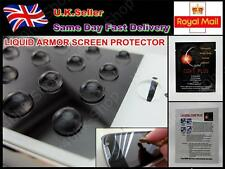 NANO TECHNOLOGY ON SCREEN PROTECTION Crystal LIQUID-ARMOR Screen Protector