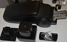 SUZUKI SWIFT MK3 05-10 ARMREST BLACK NEW ECO LEATHER