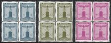 Mint Never Hinged/MNH Historical Events European Stamp Blocks