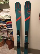 New listing 2019 Rossignol Experience 84 with Look bindings, size 144