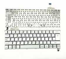 New UK silver backlit keyboard for Acer Aspire S7 S7-391 S7-392 MP-12C56GBJ442