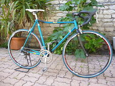 Vélo course artisanal cadre plongeant frame Campagnolo Rare ancien vintage