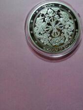 2005 bhutan world wonders india taj mahal 2oz silver coin