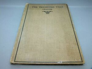 The Prioresses Tale - Chaucer - Pub. by Astrolat Press 1902 Ltd Edition (1/500)