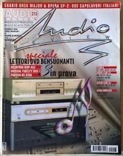 AUDIO REVIEW N. 213 MAGGIO 2001