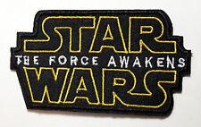 Star Wars Erwachen der Macht Logo Patch - Uniform Aufnäher zum aufbügeln